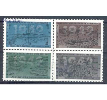 Znaczek Kanada 1992 Mi 1330-1333 Czyste **