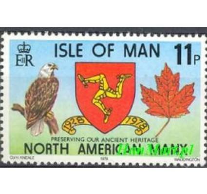Znaczek Wyspa Man 1978 Mi 131 Czyste **