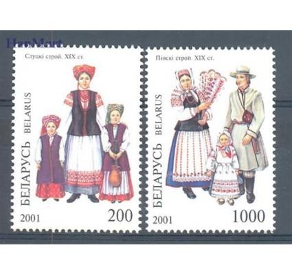Znaczek Białoruś 2001 Mi 412-413 Czyste **