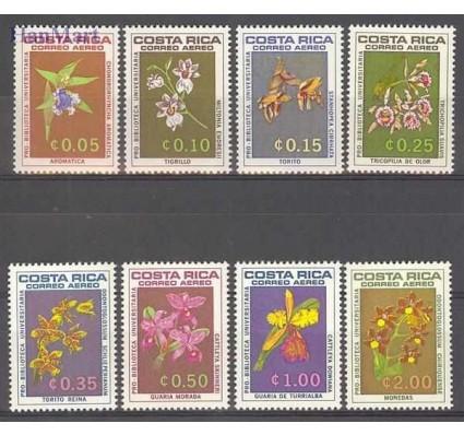 Znaczek Kostaryka 1967 Mi 711-718 Czyste **
