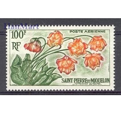 Znaczek Saint-Pierre i Miquelon 1962 Mi 393 Czyste **