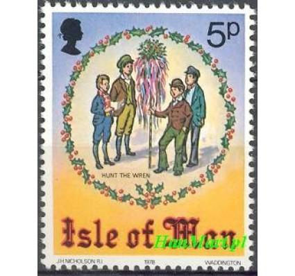Znaczek Wyspa Man 1978 Mi 137 Czyste **