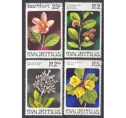 Znaczek Mauritius 1981 Mi 507-510 Czyste **
