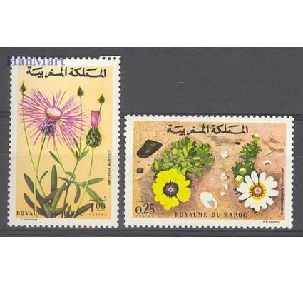 Znaczek Maroko 1973 Mi 754-755 Czyste **