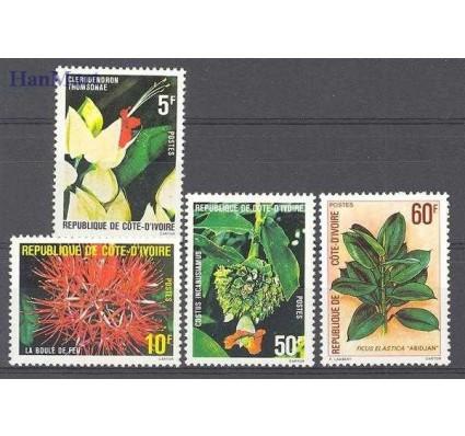 Znaczek Wybrzeże Kości Słoniowej 1980 Mi 628-631 Czyste **