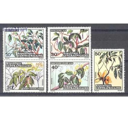 Znaczek Republika Środkowoafrykańska 1973 Mi 312-316 Czyste **