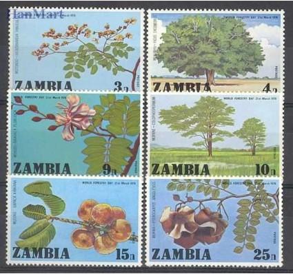 Znaczek Zambia 1976 Mi 162-167 Czyste **