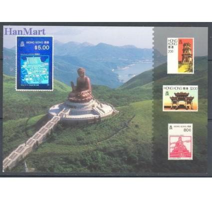 Znaczek Hong Kong 1991 Mi 631 Całostka pocztowa