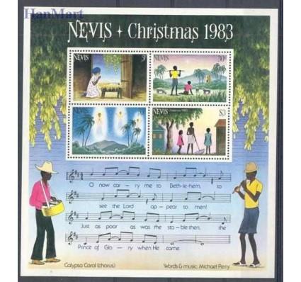 Znaczek Nevis 1983 Mi bl 4 Czyste **