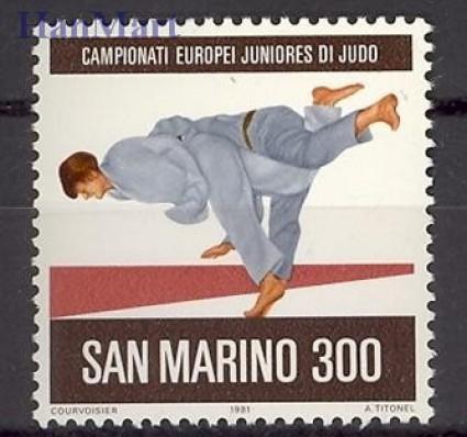 Znaczek San Marino 1981 Mi 1240 Czyste **