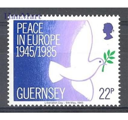 Znaczek Guernsey 1985 Mi 319 Czyste **