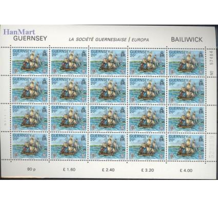 Znaczek Guernsey 1982 Mi ark 246-247 Czyste **
