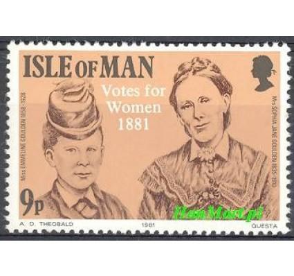 Wyspa Man 1981 Mi 193 Czyste **