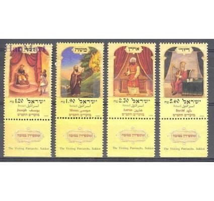 Znaczek Izrael 1999 Mi 1528-1531 Czyste **