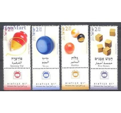 Znaczek Izrael 2002 Mi 1702-1705 Czyste **