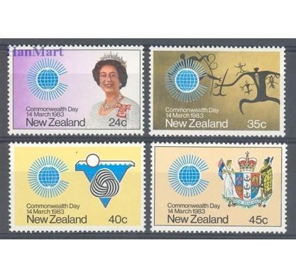 Znaczek Nowa Zelandia 1983 Mi 866-869 Czyste **