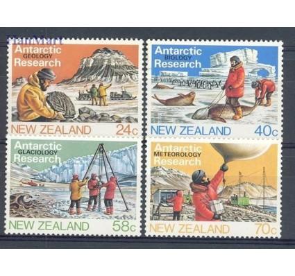 Znaczek Nowa Zelandia 1984 Mi 889-892 Czyste **