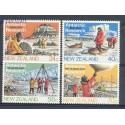 Nowa Zelandia 1984 Mi 889-892 Czyste **