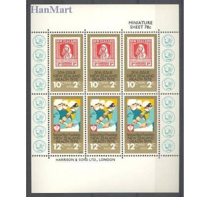Znaczek Nowa Zelandia 1978 Mi 751-752 Czyste **