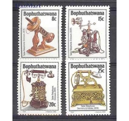 Znaczek Bophuthatswana 1982 Mi 92-95 Czyste **