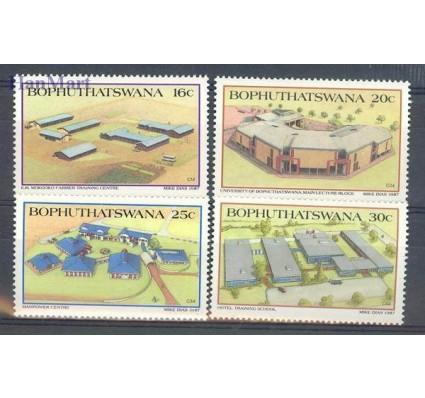 Znaczek Bophuthatswana 1987 Mi 190-193 Czyste **