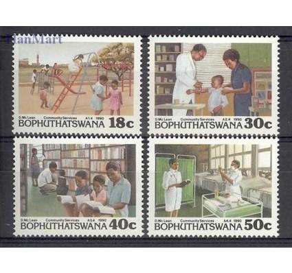 Znaczek Bophuthatswana 1990 Mi 231-234 Czyste **
