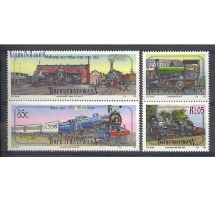 Znaczek Bophuthatswana 1993 Mi 298-301 Czyste **
