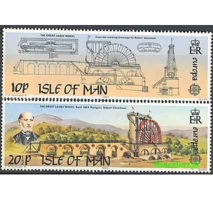 Wyspa Man 1983 Mi 240-241 Czyste **