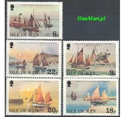 Wyspa Man 1981 Mi 182-186 Czyste **
