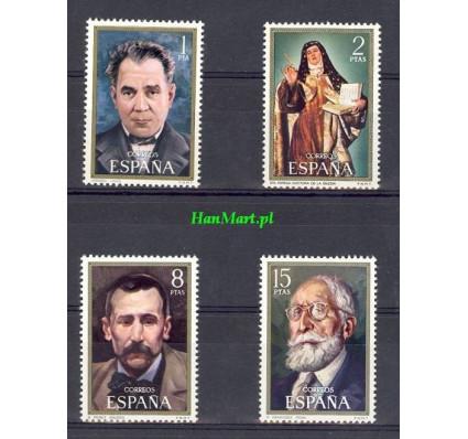 Znaczek Hiszpania 1971 Mi 1921-1924 Czyste **