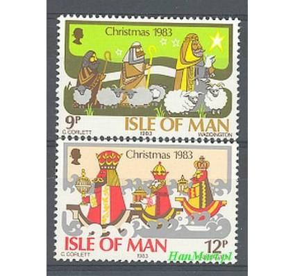 Wyspa Man 1983 Mi 248-249 Czyste **