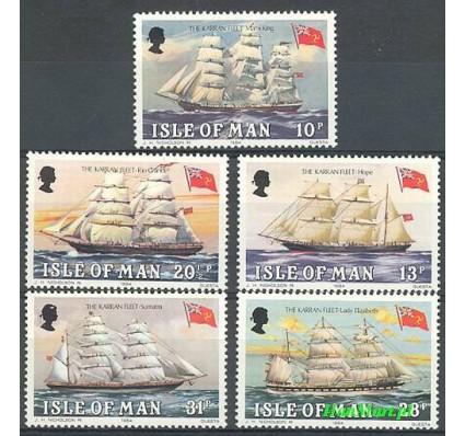 Wyspa Man 1984 Mi 250-254 Czyste **