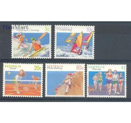 Znaczek Australia 1990 Mi 1182-1186 Czyste **