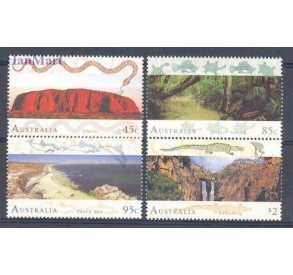 Znaczek Australia 1993 Mi 1335-1338 Czyste **
