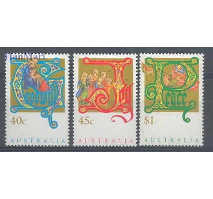 Znaczek Australia 1993 Mi 1378-1380 Czyste **
