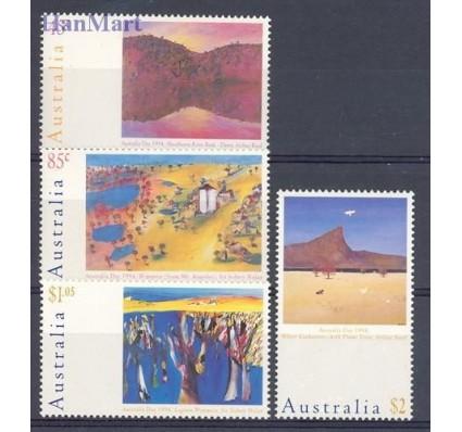 Australia 1994 Mi 1381-1384 Czyste **