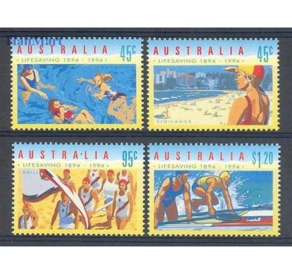 Znaczek Australia 1994 Mi 1385-1388 Czyste **