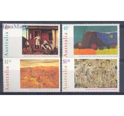 Znaczek Australia 1995 Mi 1451-1454 Czyste **