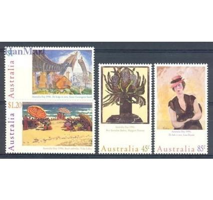 Znaczek Australia 1996 Mi 1527-1530 Czyste **