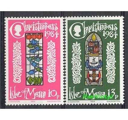Wyspa Man 1984 Mi 268-269 Czyste **