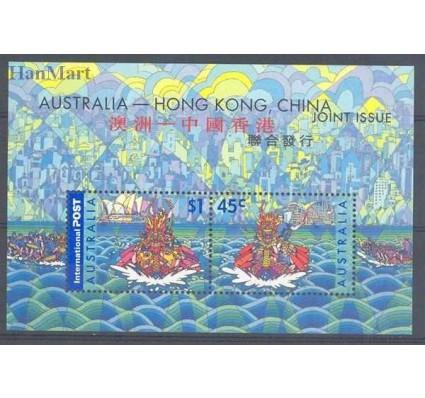 Znaczek Australia 2001 Mi bl 41 Czyste **