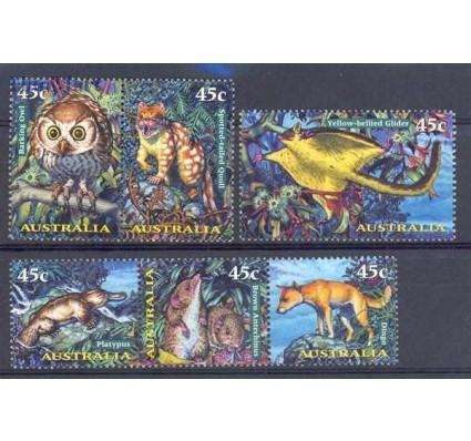 Znaczek Australia 1997 Mi 1664-1669 Czyste **