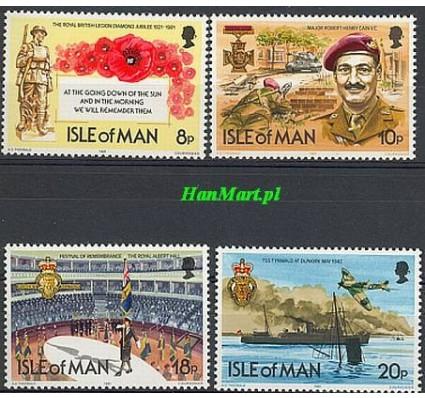 Znaczek Wyspa Man 1981 Mi 196-199 Czyste **
