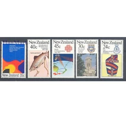 Znaczek Nowa Zelandia 1983 Mi 861-865 Czyste **