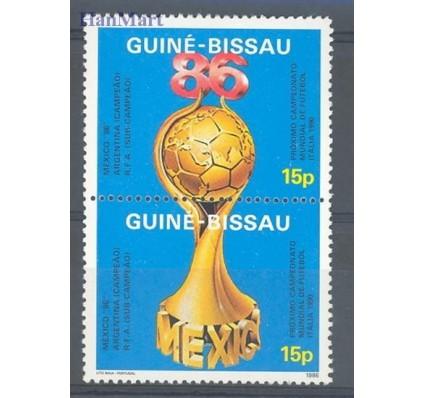 Znaczek Gwinea Bissau 1986 Mi 901-902 Czyste **