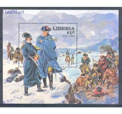 Znaczek Liberia 1981 Mi bl 99 Czyste **