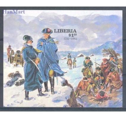 Znaczek Liberia 1981 Czyste **