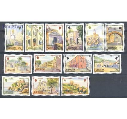 Znaczek Gibraltar 1993 Mi 662-674 Czyste **
