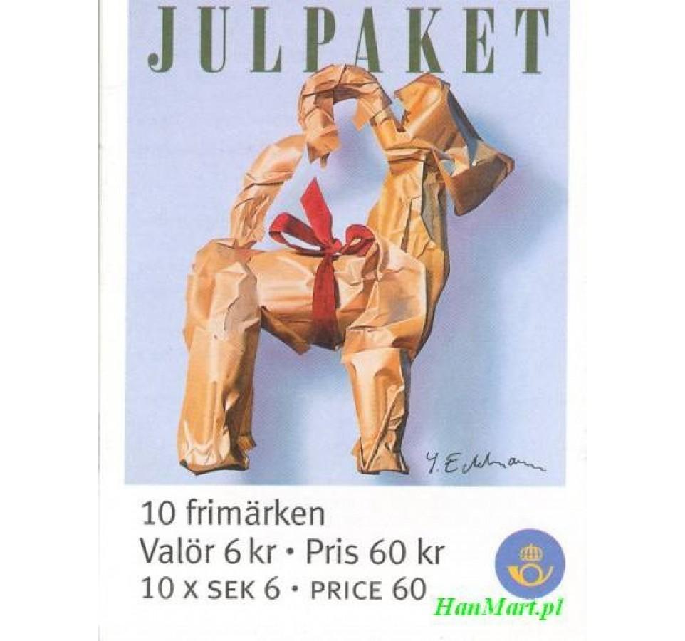 Szwecja 2001 Mi mh 280 Czyste **