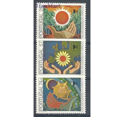 Znaczek Portugalia 1987 Mi 1717-1719 Czyste **